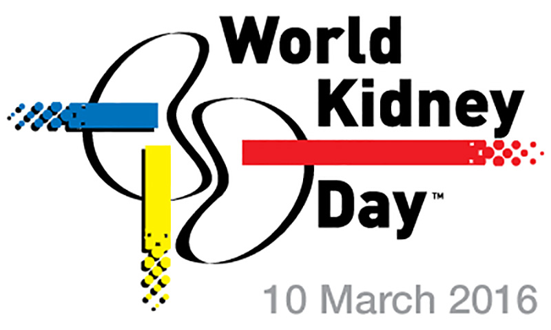 World Kidney Day campaign in the UK supported by donation from Westfield Health