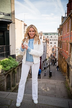 Carol Vorderman - Walking Lunch