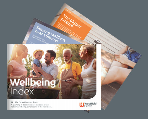 Westfield Health Wellbeing Index - 02 | The Perfect Summer Storm